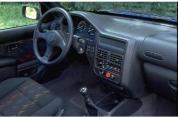 PEUGEOT 106 1.1 XR (1991-1996)