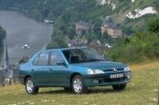 PEUGEOT 306 1.4 Style (1999-2000)