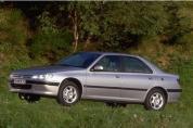 PEUGEOT 406 1.9 D SRDT (1997-1999)