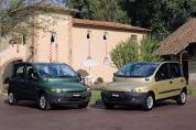 FIAT Multipla 1.6 100 16V ELX (1999-2000)