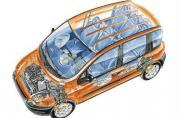 FIAT Multipla 1.6 100 16V ELX (2000-2002)