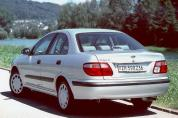 NISSAN Almera 1.8 Luxury P2 (2000-2002)