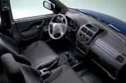 SUZUKI Ignis 1.3 GL ABS 4WD (2001-2003)