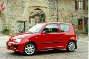 FIAT Seicento 1.1 Actual (2004-2006)