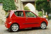 FIAT Seicento 1.1 Sporting (1998-2000)