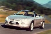MG MG F 1.8i Stepspeed (2000-2002)