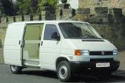 VOLKSWAGEN Transporter 2.5 Basic Trend (2003.)