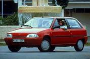 CITROEN AX 1.4 TRS Injection (1989-1991)