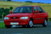FORD Escort 1.6 CLX Alba Plus 16V (1993-1995)