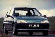 PEUGEOT 106 1.0 XN (1992-1996)