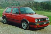 VOLKSWAGEN Golf 1.8 G60 GTI Fire and Ice (1990-1991)