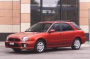 SUBARU Impreza Sport 1.6 TS (2000-2003)