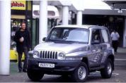 DAEWOO Korando 2.3 E23 (1999-2004)