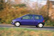 RENAULT Twingo 1.2 16V Privilege Quickshift (2004-2006)