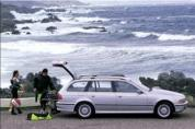 BMW 520i Touring (Automata)  (2000.)