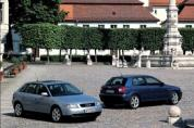 AUDI A3 1.6 Attraction (Automata)  (2000-2001)