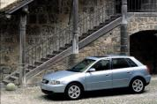 AUDI A3 1.9 PD TDI Ambition Tiptronic  (2001-2003)