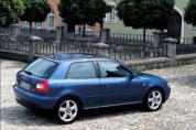 AUDI A3 1.8 T Attraction Komfort Tiptronic  (2002-2003)