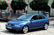 AUDI A3 1.6 Attraction (Automata)  (2001-2003)