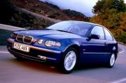 BMW 320td Compact (2001-2003)