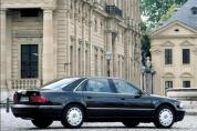 AUDI A8 quattro 4.2 Tiptronic Lang (1999-2002)
