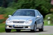 MERCEDES-BENZ C 220 CDI Sportcoupe Sequentronic (2001-2003)