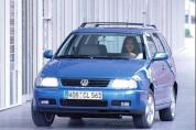 VOLKSWAGEN Polo Variant 1.4 60 Highline (1999-2002)
