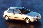 HONDA Civic 1.6 VTi ABS+SRS+SR (1996-1997)