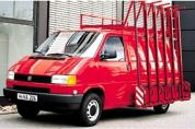 VOLKSWAGEN Transporter 2.5 Mixto (2000-2002)