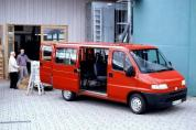 FIAT Ducato 10 2.0 Panorama C1A 230.537. (2001-2002)