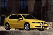 SEAT Leon 1.8 T 20V 4x4 Sport (1999-2002)