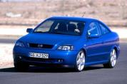 OPEL Astra Coupe 2.0 16V Turbo (2000-2004)