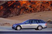 MERCEDES-BENZ C 320 T 4Matic Avantgarde (Automata)  (2002-2004)
