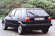 VOLKSWAGEN Golf 1.6 (1987-1989)