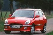 DAIHATSU Sirion 1.0 CXS (Automata) ABS+Klima (1998-2000)
