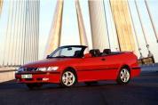 SAAB 9-3 2.0 Turbo Cabrio SE (Automata)  (2001-2002)