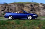 SAAB 9-3 2.0 Turbo Cabrio SE (1999-2003)