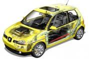 SEAT Arosa 1.4 PD TDI Signo (2001-2002)