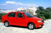 SKODA Fabia Sedan 1.4 16V Comfort (Automata)  (2001-2004)