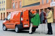 FIAT Dobló Cargo 1.9 D SX (2001-2004)