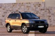 HYUNDAI Santa Fe 2.7 V6 GLS 4WD (Automata)