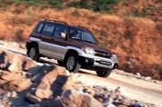MITSUBISHI Pajero Pinin Wagon 2.0 GDI Spirit (2000-2006)