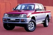 MITSUBISHI L 200 Pick Up 2.5 D2WD (1995-1996)