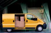 RENAULT Trafic 2.0 L2H1 Komfort (2002-2005)