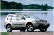 NISSAN X-Trail 2.5 Luxury (Automata)