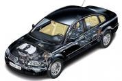 VOLKSWAGEN Passat 4.0 W8 4Motion Tiptronic  (2001-2005)