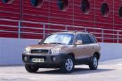 HYUNDAI Santa Fe 2.0 CRDi GLS Leat. 4WD (Automata)  (2003-2004)