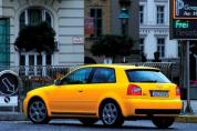 AUDI A3 1.6 Attraction Komfort (2000-2001)