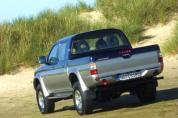 MITSUBISHI L 200 Pick Up 2.5 TDI KK GL Invite 4WD (2001-2006)