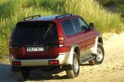 MITSUBISHI Pajero Sport Wag. 3.0 V6-24 GLS (2001-2005)